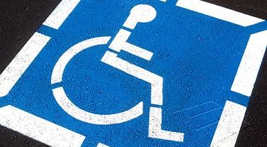 ADA Parking Lot Upgrades
