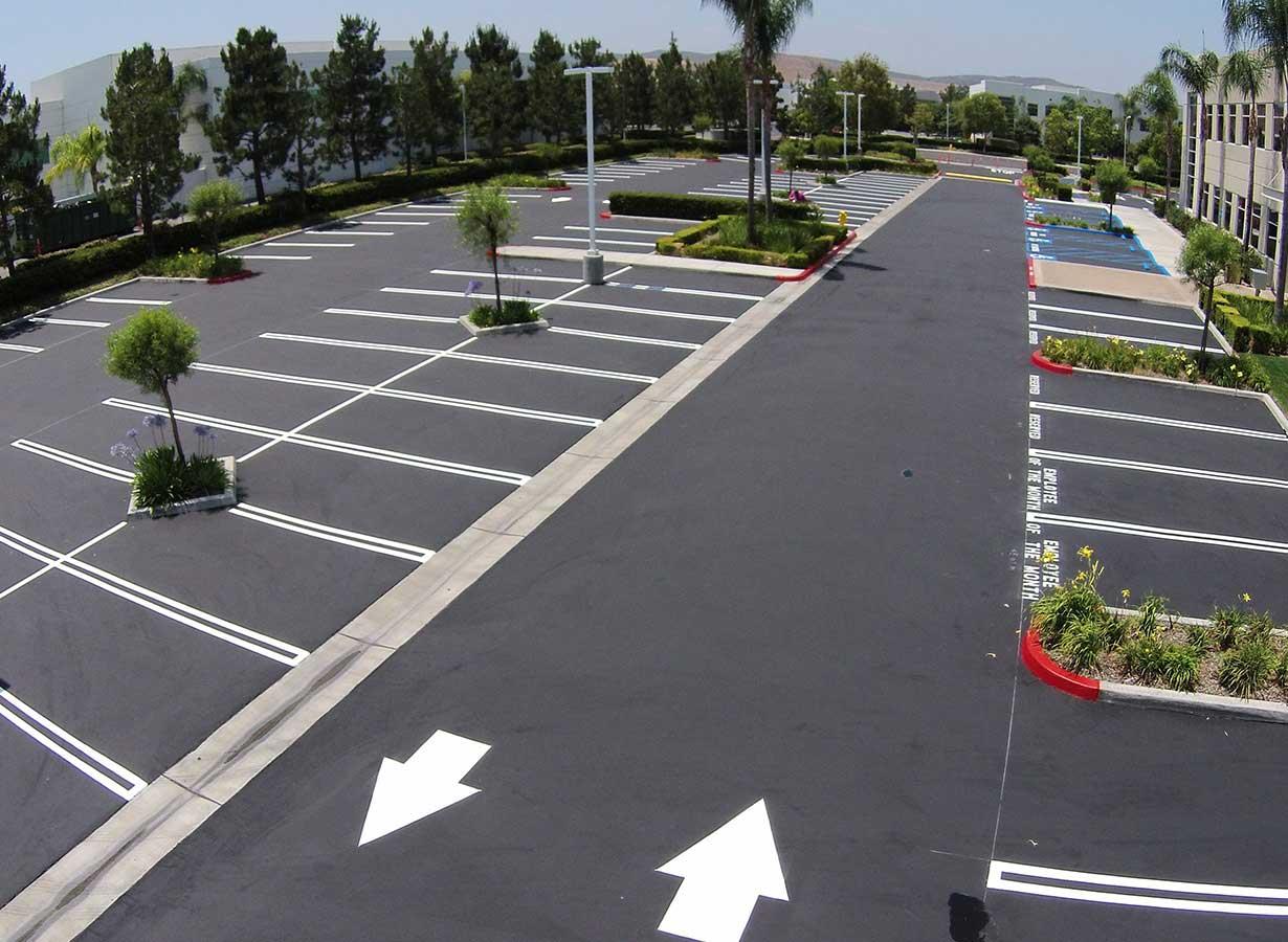 Parking Lot Codes