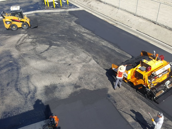 Asphalt Repair California