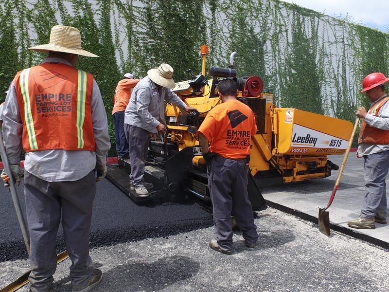 Southern California Asphalt Repair