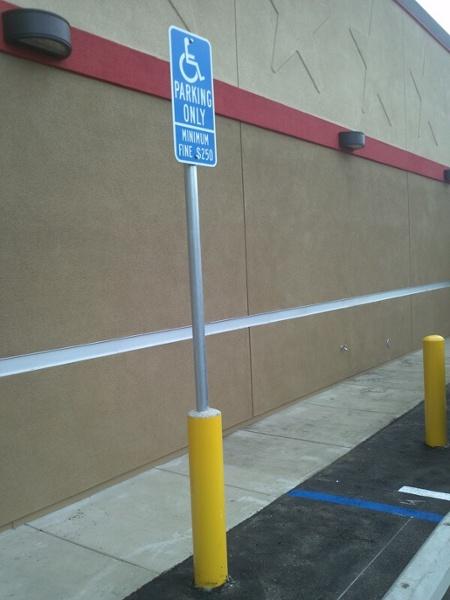 Parking Lot ADA Upgrades