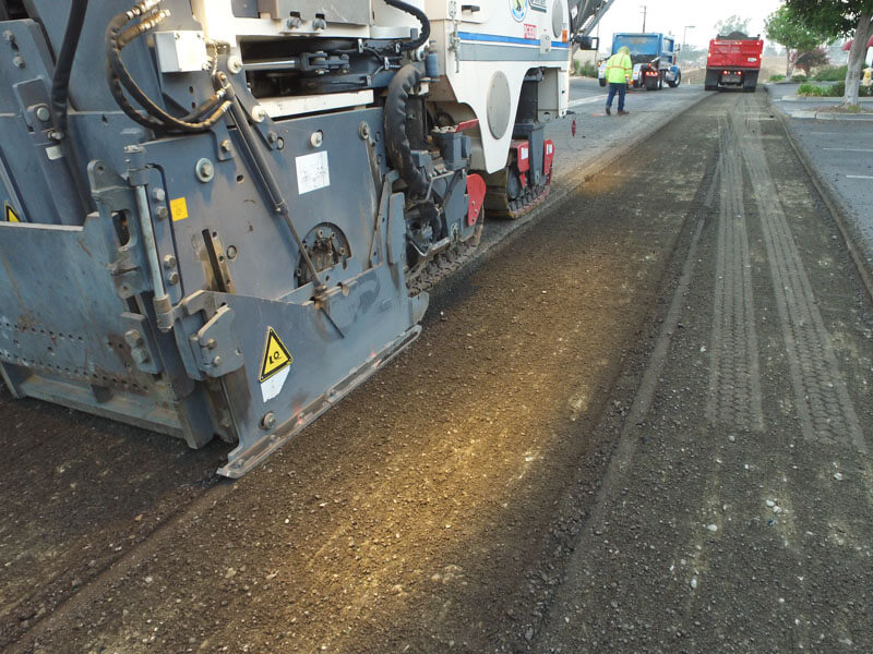 Souther California Asphalt Grinding & Milling