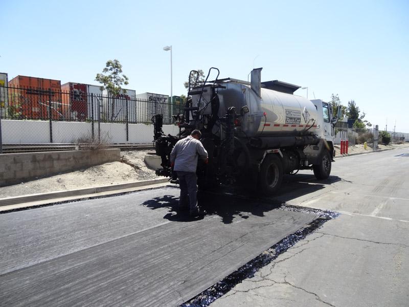 Asphalt Overlays & Petromat Overlays - Southern California