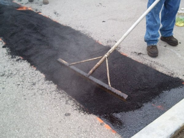 Creating Speed Bumps