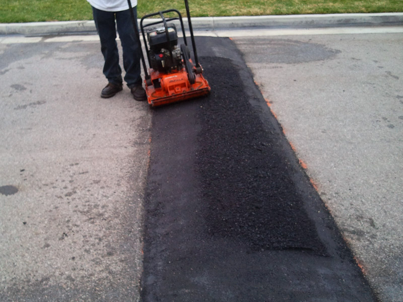 Installing Speed Bumps