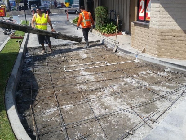 Concrete Repair Southern California