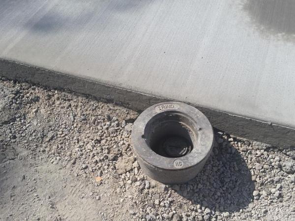 Concrete Repair California