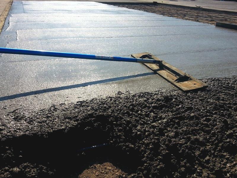 Concrete Repair Project
