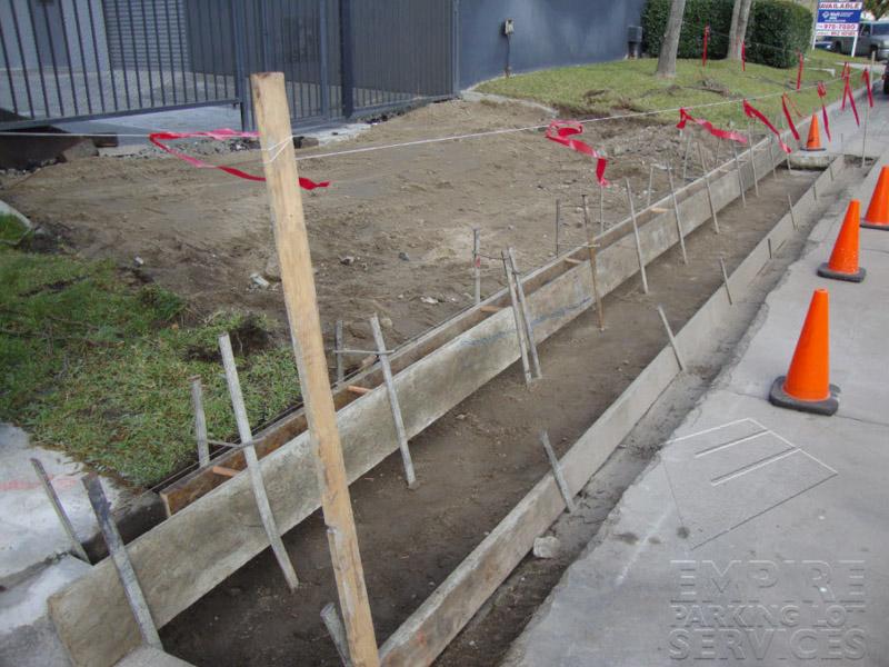Asphalt & Concrete Repair Services