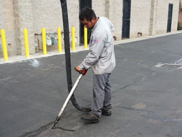 Asphalt Crack Repair Services
