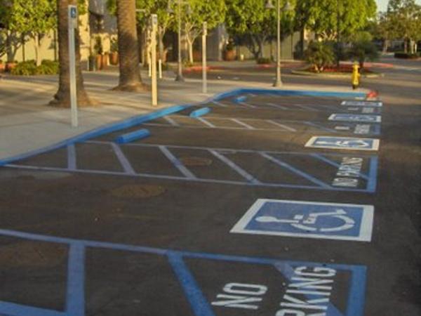 Parking Lot Striping