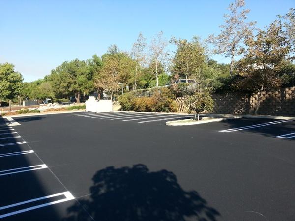 Parking Lot Upkeep Services