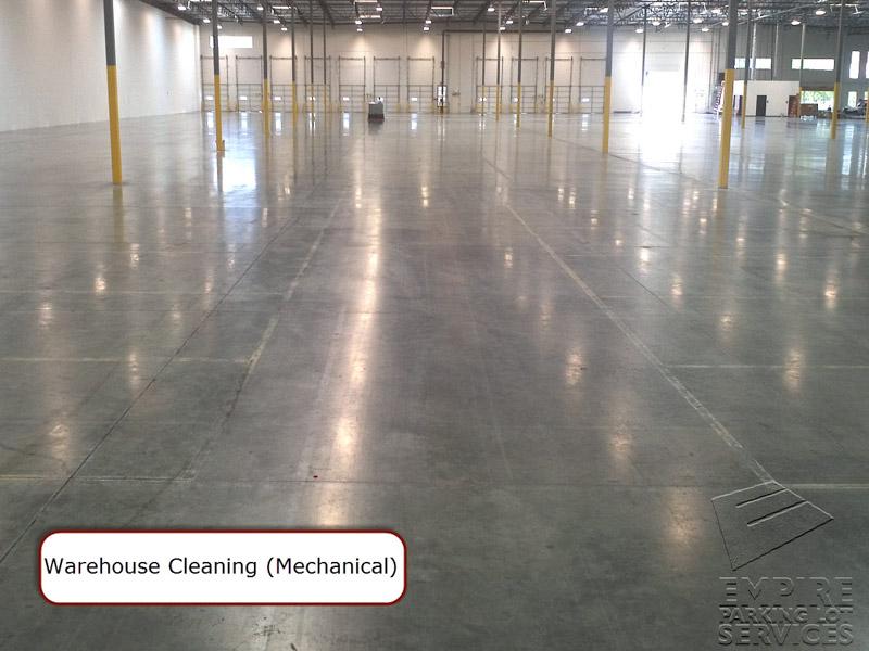 California Warehouse Maintenance