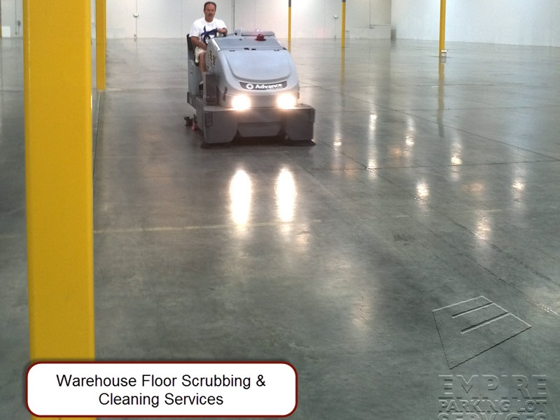 Southern California Warehouse Maintenance