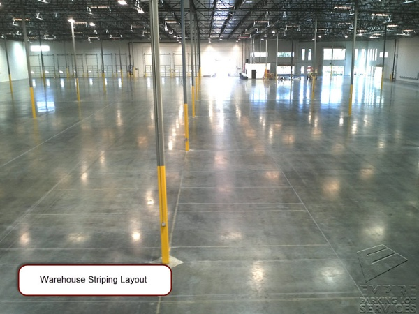 Southern California Warehouse Maintenance Services