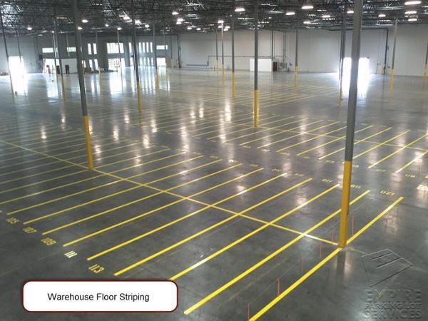 Warehouse Acid Resistant Floor Coatings