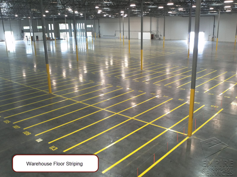 Warehouse Acid Resistant Floor Coatings