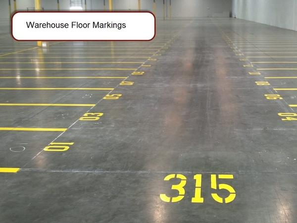 Warehouse Scrubbing Services