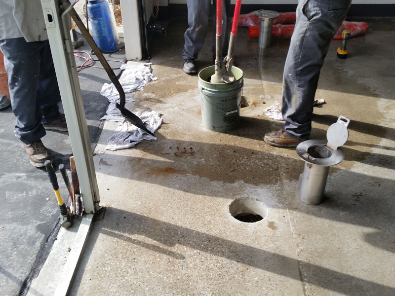 Steel Bollard Removal and Installation Services