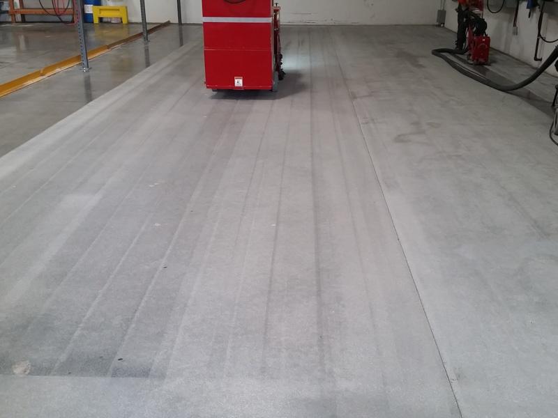 Warehouse Shotblasting Amp Floor Prep Southern California