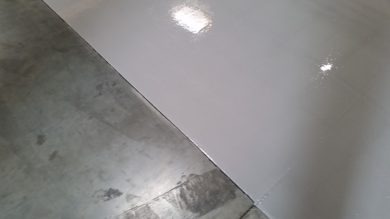Warehouse Paint Removal Services