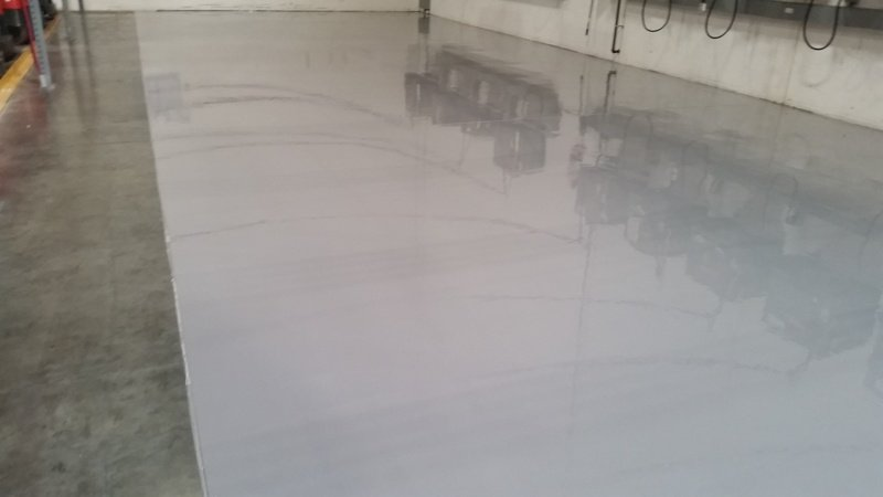 California Warehouse Shotblasting & Concrete Cleaning